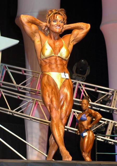 Bodybuilding kvindelig Female bodybuilding
