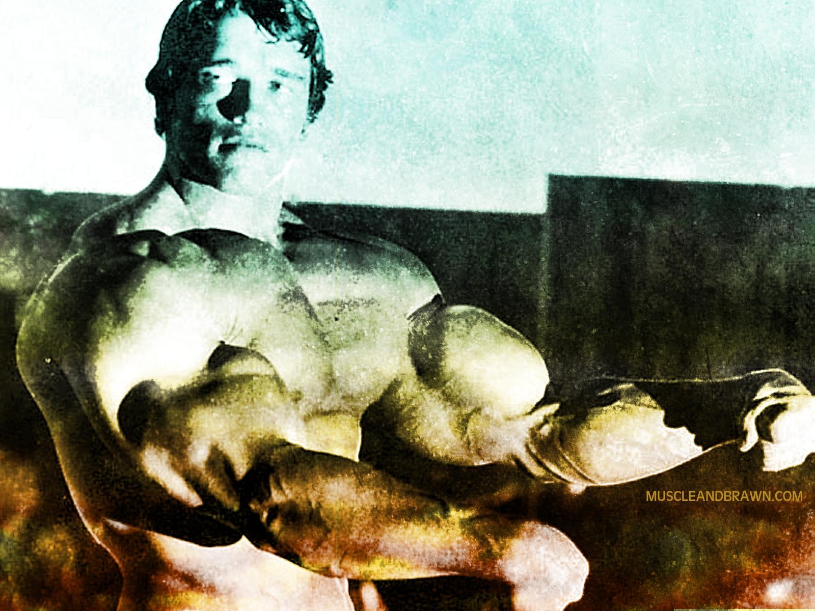 billeder af store overarme