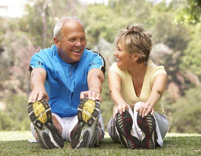 styrketræning for ældre