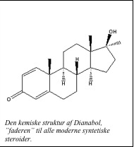 anabolske steroider kemi