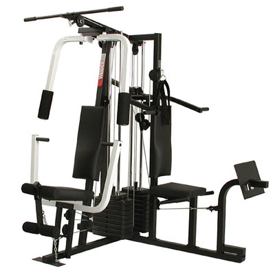 weider home gym assembly